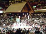 大相撲初場所。